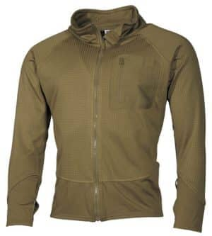 "US Unterziehjacke, ""Tactical"", coyote tan"