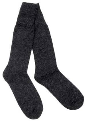 "Socken, ""Extrawarm"", grau"