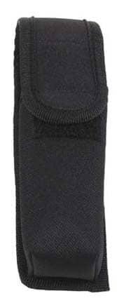 Taschenlampenholster, Nylon, schwarz