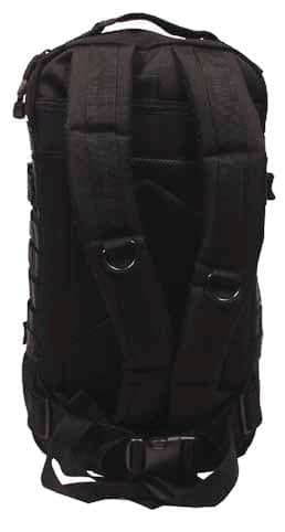US Rucksack, Assault I, schwarz