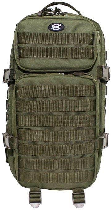US Rucksack, Assault I, oliv