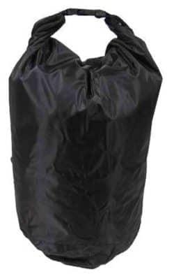 Transportbeutel, wasserdicht, klein, schwarz