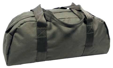 Werkzeugtasche, oliv oliv