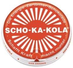 "Scho-Ka-Kola, ""Zartbitter"", 100 g"