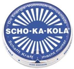 "Scho-Ka-Kola, ""Vollmilch"", 100 g"