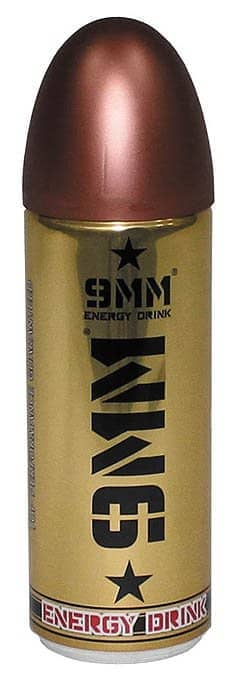 "Energy Drink, ""9 MM"", 0,25 l"