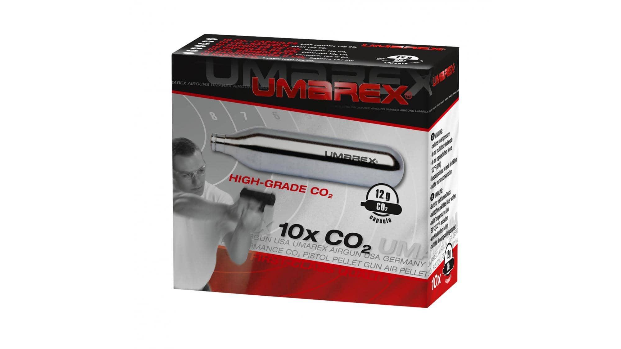 UMAREX 12g Co2-Kapseln